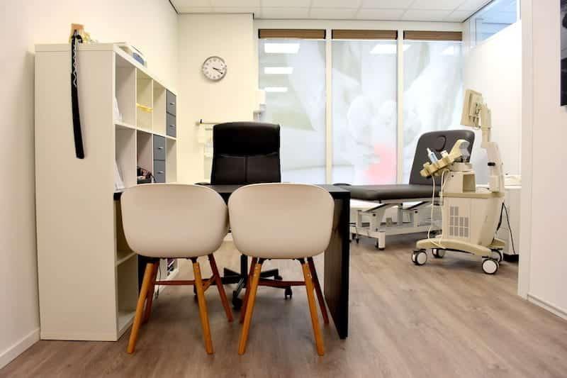 Podotherapie Reggestreek Rijssen Behandelkamer