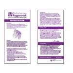 Thumbnail Flyer Mortonse Neuralgie Podotherapie Reggestreek Rijssen