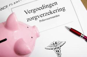 Vergoedingenoverzicht Podotherapie